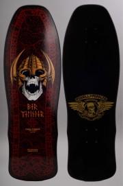Plateau de skateboard Powell-Peralta Welinder Nordic Skull Black Red-2016