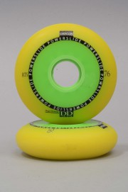 Powerslide-Defcon Rts Yellow Dual Density-INTP