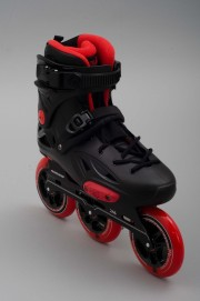 Rollers 3 roues Powerslide-Imperial 110 Supercruiser Black/red-2016