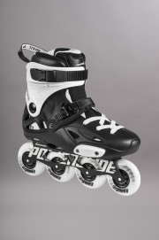Rollers freeskate Powerslide-Imperial One 80 Black/white-2017CSV