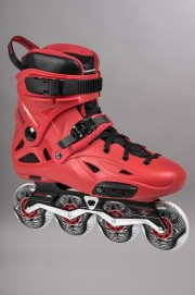 Rollers freeskate Powerslide-Imperial Pro Red 80-2017CSV