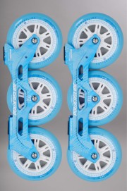 Powerslide-Megacruiser Blue 3x125mm-2017