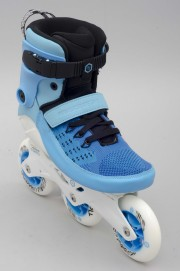 Rollers 3 roues Powerslide-Swell 100 Blue-2017