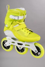 Rollers 3 roues Powerslide-Swell 110 Yellow Flash-2017CSV