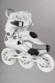 Rollers 3 roues Powerslide-Vi Trinity 100 Radium White-2017CSV