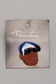 Primitive-Biggie Lapel Pin 1-FW17/18