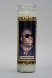 Primitive-Biggie Memorial Candle Glass-FW16/17