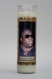 Primitive-Biggie Memorial Candle Glass-FW16/17