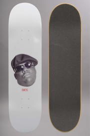 Plateau de skateboard Primitive-Deck Biggie 2.0  Portrait-2017