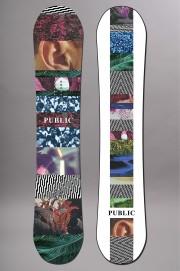 Planche de snowboard homme Public-Therapy-FW16/17