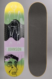 Plateau de skateboard Quasi-Johnson Futuro-2017