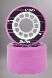 Radar-Bullet Purple 59mm-93a Vendues Par 4-2016