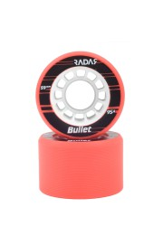 Radar-Bullet Red 59mm-95a Vendues Par 4-INTP