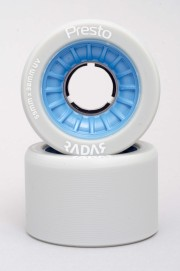 Radar-Presto Blue 59mm-95a Vendues Par 4-2017