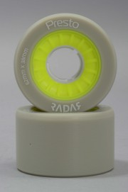 Radar-Presto Yellow 62mm-91a Vendues Par 4-2016
