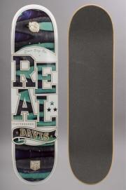 Plateau de skateboard Real-Davis Spectrums Lowpro 2-2016