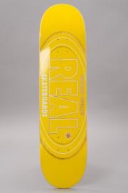 Plateau de skateboard Real-Deck Renewal Oval-2017