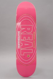 Plateau de skateboard Real-Deck Renewal Oval-2017