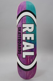 Plateau de skateboard Real-Skinny Dip Oval-2017