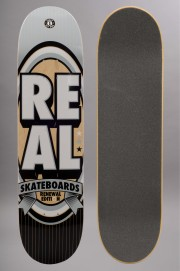 Plateau de skateboard Real-Stacked Renewal-2017