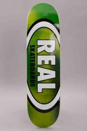 Plateau de skateboard Real-Tie Die Oval-2017