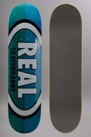 Plateau de skateboard Real-Two Tone Oval 8.06-2016