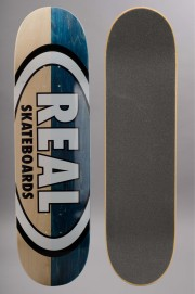 Plateau de skateboard Real-Two Tone Oval 8.5-2016