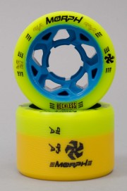 Reckless-Morph 59mm-91-95a Vendues Par 4-INTP