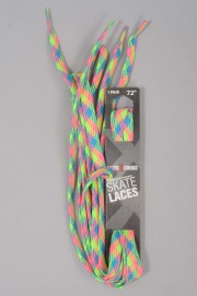 Riedell-Lacets Rainbow Plaid-INTP