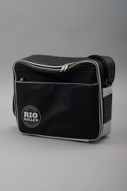 Rio roller-Fashion Bag Black White-2016