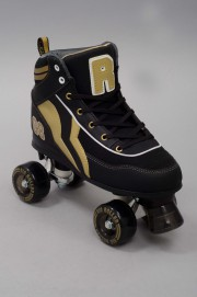Rollers quad Rio roller-Quad Varsity Black/gold-2016