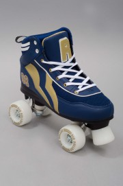 Rollers quad Rio roller-Varsity Blue/gold-2018