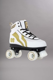Rollers quad Rio roller-Varsity White/gold-2016