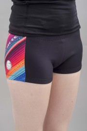 Combinaison néoprène femme Rip curl-G Bomb 1mm Boyleg Shorts-SS16