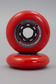 Rollerblade-Urban Red 80mm-85a-2017