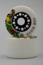 Rollerbones-Day Of The Dead 62mm-80a Vendues Par 4-2016