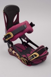 Fixation de snowboard femme Rome-Madison-CLOSEFA16