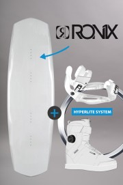 Ronix-X The System