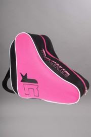 Rookie-Boot Bag Black/pink-INTP