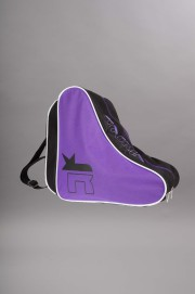 Rookie-Boot Bag Black/purple-INTP