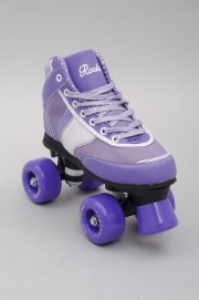 Rollers quad Rookie-Forever Purple/white-2016