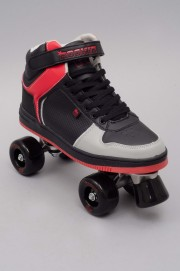 Rollers quad Rookie-Hype Hi Hop Trainer Black/red-2016