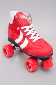 Rollers quad Rookie-Retro V2 Red/white-2016