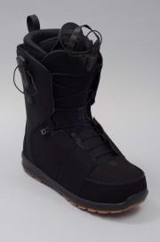 Boots de snowboard homme Salomon-Launch Ballistic-FW15/16
