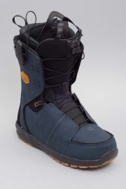 Boots de snowboard homme Salomon-Launch-CLOSEFA16