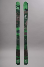Skis Salomon-Q90-FW14/15