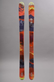 Skis Salomon-Q98-FW15/16