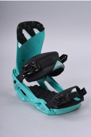 Fixation de snowboard femme Salomon-Rythm-FW17/18