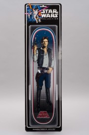 Plateau de skateboard Santa cruz-Han Solo Satr Wars Collectible-INTP