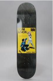 Plateau de skateboard Santa cruz-Knox Cop Beater  8.125 X 31.7-2017